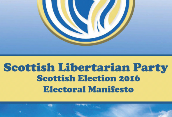 Libertarian Press Release and Manifesto