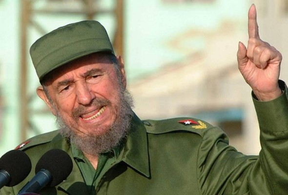 The Death of Castro