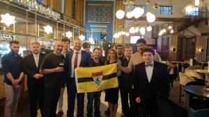 Meeting the President of Liberland, 28.6.2017