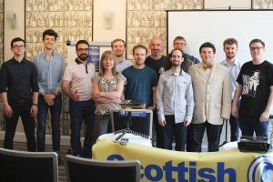 Scottish Libertarian Students Conference, opening
