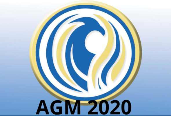 Announcement of AGM